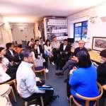盧秀燕參訪泰晤士河畔節 借鏡活動經驗