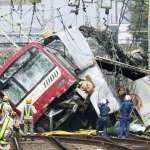 日本電車嚴重事故!橫濱京急線列車撞卡車出軌 1死、34人受傷