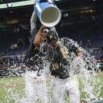 MLB》9局上登板封鎖馬林魚 王維中奪本季第2勝