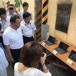 「通學巷2.0」運用科技管理    保護學童安全