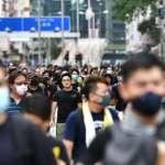 香港經濟出現10年來最大跌幅,商界信心指數降至歷史最低水平