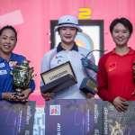射箭》譚雅婷射箭年終賽奪銀 創台灣參賽最佳紀錄