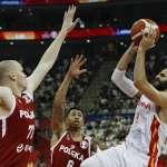 世界盃男籃》驚奇之旅遭西班牙終結 波蘭教頭仍給球員高度肯定