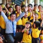 回應民調逐步爬升 黃偉哲:施政有感更重要