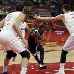 世界盃男籃》美國不敵塞爾維亞吞2連敗 巴恩斯:球員早就有覺悟