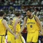 世界盃男籃》擊退大黑馬捷克 澳洲4強對決西班牙