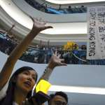 「反送中」百日紀實:香港民眾與港府搏鬥的一百天