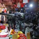 反送中衝突持續升級 港警協會放話威脅:使用實彈對付示威者!