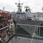 海軍營區開放活動周六在基隆港登場!想看「派里級」、「茄比級」艦艇千萬別錯過