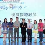 顏嘉怡獲優良科展指導教師 教出國際科展臺灣代表