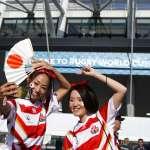 每場可賣10萬杯啤酒,門票飲食旅遊住宿搶手,日本首度舉辦橄欖球世界盃經濟效益超驚人!