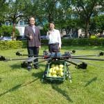 工研院無人機翱翔國際舞台 勇奪杜拜競賽首輪獎金肯定