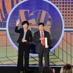 游龍輝獲頒金漫獎:把「兒童毒物」變獎項,文化部才該拿特別貢獻獎