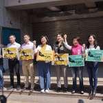 「929撐香港活動」周日登場!跨黨派立委、參選人相挺,呼籲台灣人站出來聲援