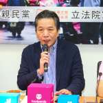 手握總統大選門票 李鴻鈞:這是因為民眾認同親民黨,不能隨便交易