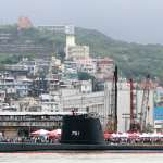 海軍年度營區開放基隆登場  74歲艦齡茄比級「海獅軍艦」人氣最夯