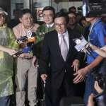 爆王金平曾說「美國會派人幹掉扁」 陳水扁:王是公道伯?是真正的藍皮藍骨吧