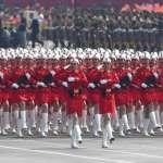 中國國慶慶祝大會佇列的服飾「密碼」北京服裝學院專家解析亮點
