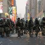 「美國政客暴露『強盜嘴臉與霸權本性』」美眾議院挺香港,駐港公署回應:極度憤慨、強烈譴責!