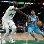 NBA》一巴掌大火鍋回應球迷期待 綠衫軍巨人新秀佛爾:圓夢,我享受這一切