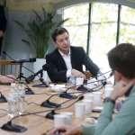 烏克蘭總統再為川普辯解 哲連斯基:我沒有在電話裡被勒索