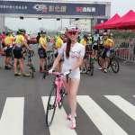 自行車》單車界神力女超人超吸睛 4個孩子的媽狂推運動