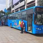 首都客運1579路線 全新巴士明日營運