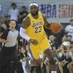 NBA》西爾弗希望球員在中國賽表態支持聯盟 球員內部會議中遭詹姆斯狠拒