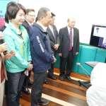 貢寮及烏來衛生所成立遠距醫療照護示範點