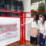 「李梅樹 × 李乾朗」 手繪廟宇古蹟戶外藝術展