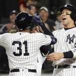 MLB》洋基首局雙響4分奠勝基 美聯冠軍賽保一線生機