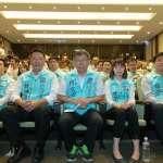台灣民眾黨第二波10位立委提名出爐!柯文哲:目標是「三黨不過半」