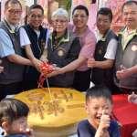 台中太陽餅文化節買氣強 限量滿額禮「餅寶貝」背包兌換一空