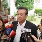 民進黨不分區安全名單爭議 蘇震清:相信提名委員有智慧解決提名和排序