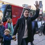 加拿大國會大選》進步價值勝利,型男總理杜魯道二連霸!但金童光環不再,面臨「朝小野大」局面