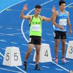 全運會》楊俊瀚100公尺完成3連霸 面對外界期待不斷要求自己「還可以更好」