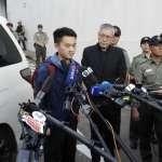 稱願赴台灣「自首」 陳同佳出獄鞠躬道歉:對不起社會和香港人