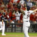 MLB》太空人投手車輪戰擒國民 世界大賽扳成1比2
