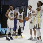 NBA》勇士開季連續慘敗 5年來首度面臨無解的難題