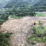 土城福田路1.1萬平方公尺農地遭濫挖 新北依違反農發條例裁處