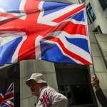 重申《中英聯合聲明》依然有效!英國呼籲香港示威者停止暴力,尋求政治解決