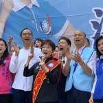 總統競總主委接不接?韓國瑜反問「你看朱市長眼神怎麼樣」 朱立倫:我們都很好