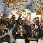 橄欖球》世界盃橄欖球賽 南非力壓英格蘭奪隊史第3冠