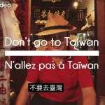 外國知名YouTuber的忠告…「不要去台灣」!影片一出卻引來網友狂按讚