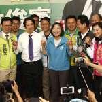 參選市長前哨戰?台南立委選區越綠越拚 「贏多少」將成提名「敲門磚」