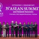 東協峰會泰國登場 南海爭議、RCEP完成談判成焦點