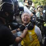 北京認為香港動亂原因是這個!港澳辦主任張曉明:《基本法》23條未完成立法,才讓港獨勢力加劇