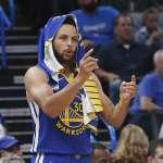 NBA》柯瑞左手骨折仍堅持打東京奧運?! 老柯瑞:正是如此