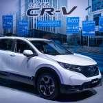 Honda CR-V 發售 增添熱血跑格感