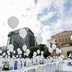 2019白色野餐近2千人參加 打響台灣名號